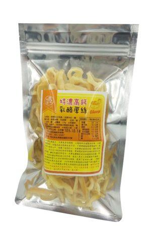 特濃高鈣乳酪厚絲/營養高鈣/美味好吃/老少咸宜