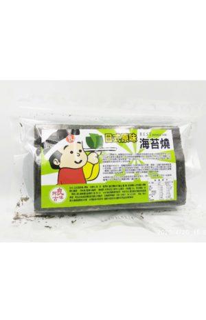日式海苔燒/原味香酥/辣味涮嘴/口感酥脆厚實