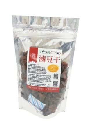 滷豆干/非基因改造黃豆原料精製/獨門佐料配方滷製